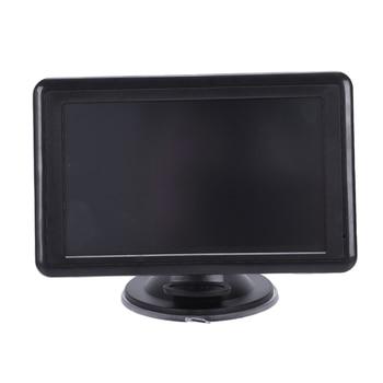 7 Inch Car Navigator GPS Contact Screen Navigation Voice Navigator 128MB 8GB MP3/MP4 FM Middle East Map