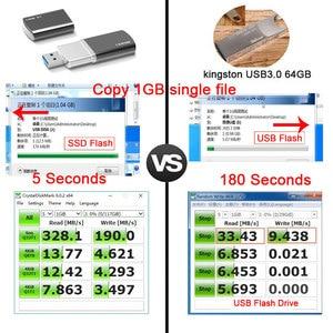 Image 4 - Ingelon External SSD USB 1TB 512GB 256GB 128G USB3.1/3.0 PSSD Hard Drive DIY Logo DJ MV Disk disco duro HDD Case for gift SSD