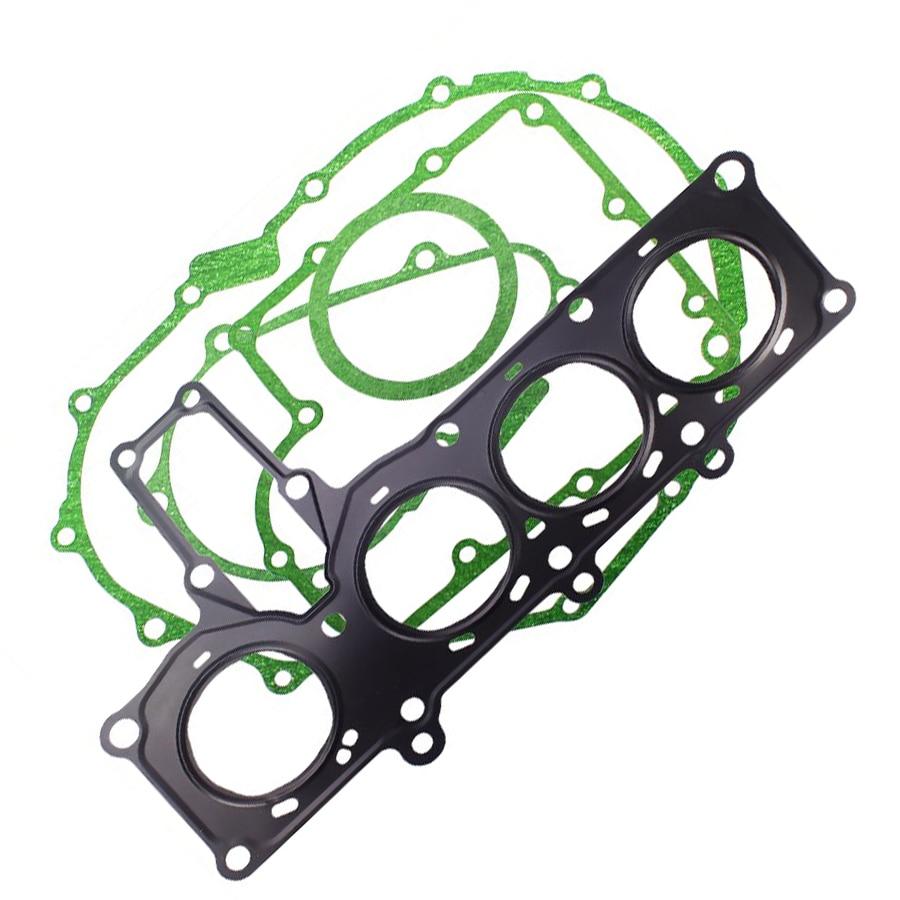 1 Set Motorcycle Engine Parts Cylinder Full Gasket Kit For Honda CBR250 MC17 MC19 MC22 JADE 250 Hornet 250