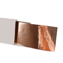 цена на T2 Pure Copper Shim Copper Piece Pure Copper Sheet Red Copper Sheet Copper Foil Copper Sheet Copper Boxed Shim 0.01mm-1.0mm 5 Pc