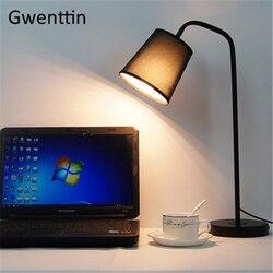 Nowoczesny stół lampa do sypialni lampa stojąca lampka na biurko badania zapoznaj się z lampki nocne salon dekoracje domowe w stylu nordyckim oprawa oświetleniowa LED oprawa