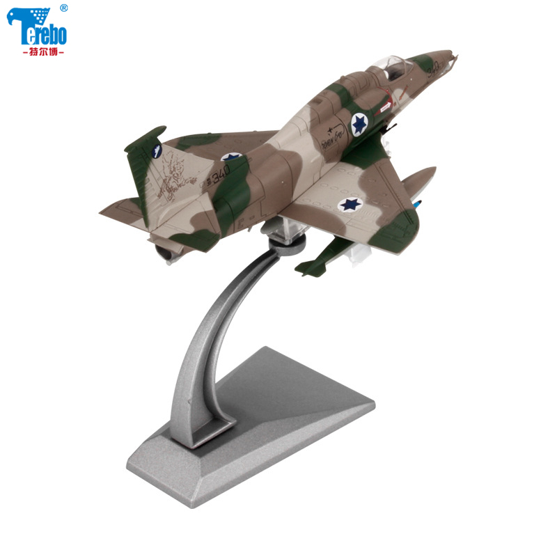 Terebo 1:72 American A-4 alloy aircraft model A4M Skyhawk fighter military ornaments collection gift