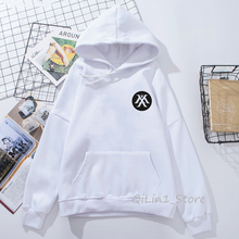 Monsta X hoodie Women Men Wanna One Sweatshirt Kpop clothes Fans Fleece Hooded Tracksuit punk Pullover oversize streetwear