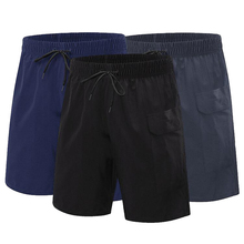 Men's Shorts Gym Fitness-Training Sport Quick-Dry New Pocket Loose Outdoor Breathable