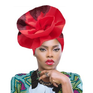Image 3 - Gele headtie כבר עשה טורבן africain femme אפריקאי ראש כורכת