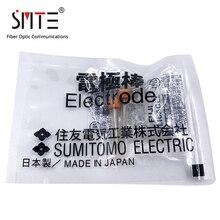 1 pair Elettrodo TIPO ER 10 per Sumitomo TIPO T 39TYPE 39TYPE 81C 71 81 TYPE Q101 T 55 Z1C T 600 e altre marche fusion splicer