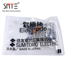 1 par eletrodo ER 10 para sumitomo T 39TYPE 39TYPE 81C type 71 type 81 TYPE Q101 T 55 z1c T 600 e outras marcas splicer fusão