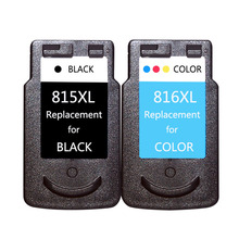 מדפסת תואם מחסניות דיו עבור Canon PG815 CL816 עבור Canon IP2780 MP236 MP259 MP288 MX348 MX358 MX418 מדפסת PG 815