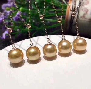 Горячие Дешевые Хорошее качество регулируемый 18 К Желтое золото ожерелье цепи крепления настройки фитинги AU750 ювелирные изделия хороший же...