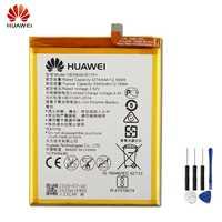 HuaWei Original HB386483ECW + Batterie Für Huawei G9 Plus Honor 6X Maimang 5 MLA-AL00 MLA-AL10 Ersatz Telefon Batterie 3340mAh