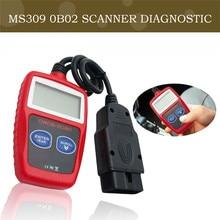 OBD 자동차 스캐너 MS309 자동차 진단 스캐너 엔진 자동차 분석기 도구 코드 리더 자동 복구 스캐너 도구 액세서리
