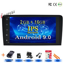 Android 9.0 stereo CAR Radio GPS Para Audi A3 8P 2003-2012 S3 2006-2012 RS3 Sportback 2011 No DVD multimídia player de rádio stereo(China)