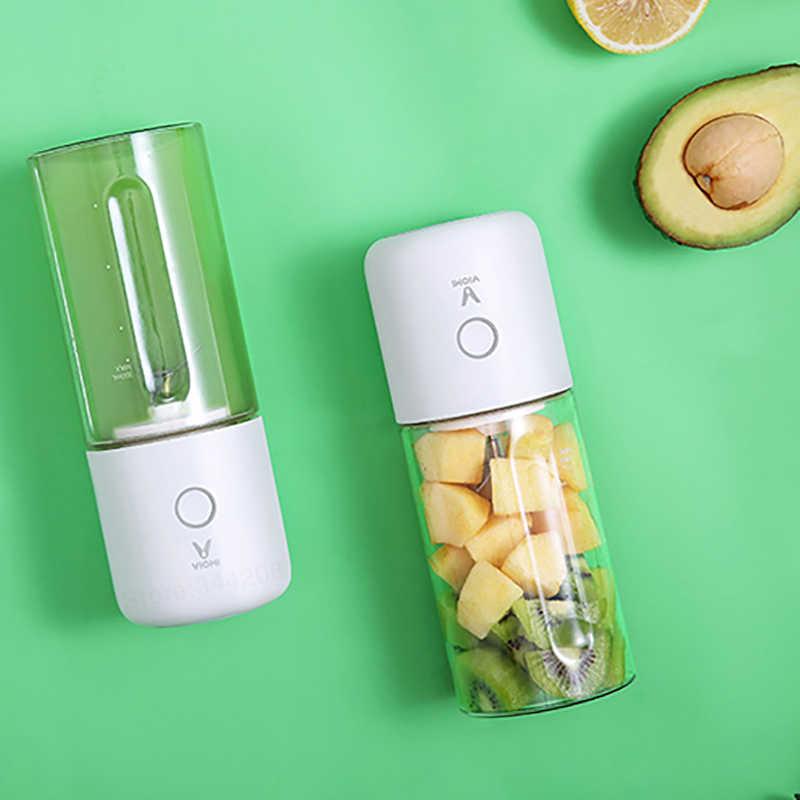 Оригинальный виоми блендер ручной портативный соковыжималка для электрической кухни миксер фруктовая чашка кухонный комбайн 45 секунд Быстрый соковыжималка
