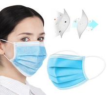 10/20/50pcs Anti dust Windproof Mask Disposable Mouth Nose Face Care Eyelash Extension Non woven Fabric Masks