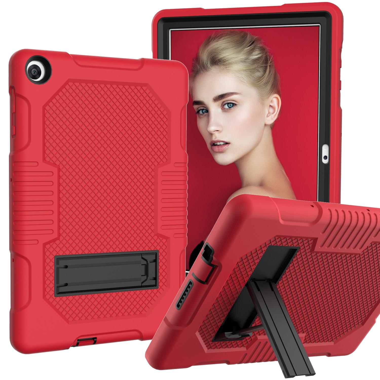 Новый защитный чехол для Huawei MatePad T10 9,7 T10S 10,1 2020 дети Безопасный Heavy Duty силиконовый Твердый переплет модель AGS3-L09/W09 AGR-L09/W09