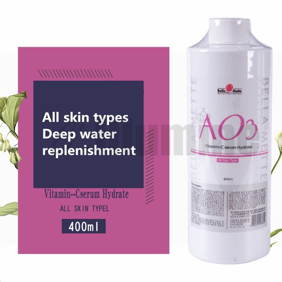 Ensemble sud petite bulle Solution équipement de gestion eau oxygène Essence propre noir eau AS1 + SA2 + AO3 400 ml/bouteille - 5