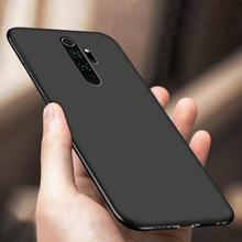 Keajor case for Xiaomi Redmi Note 8 Pro Case Ultra Thin Soft Matte Silicon TPU Bumper Cover For phone