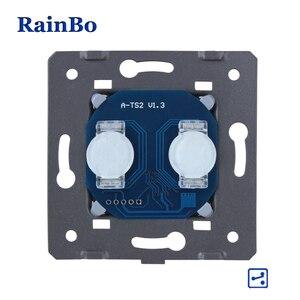 Image 2 - RainBo Touch Interruttore FAI DA TE Parti 2gang 2way Produttore Interruttore Della Parete Touch Screen Switch modulo AC250V A922