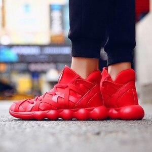 Image 5 - Modele do pary najlepsze trampki trening koszykówki buty odkryte buty do biegania nosić na co dzień oddychające unisex Zapatos Hombre