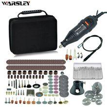 Polishing-Machine Accessories Engraving-Pen Power-Tool Electric-Drill Dremel 180W Mini