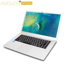 Amoudo 15.6inch 1920*108P IPS Screen Intel Quad Core CPU 4GB Ram 64GB Rom Win10 Laptop