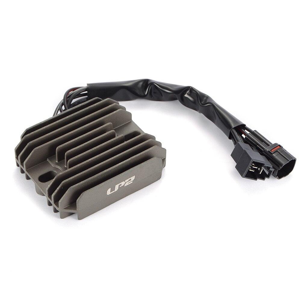 Régulateur de tension 12V, rectificateur de courant pour moto, pour Suzuki SV1000, SV650, GSXR600, GSXR750, GSXR1000, GSXR 600, 750, DL650, v-strom