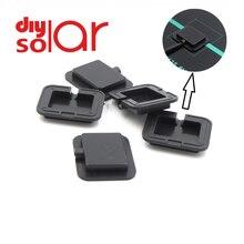 5 sztuk x solarna puszka przyłączeniowa dla małych panele słoneczne 1 2 3 4 5 8 10 15 20 W słoneczny o mocy bateria ogniwowa skrzynka podłączeniowa DIY