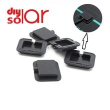 5 قطعة x صندوق توصيل شمسي للألواح الشمسية الصغيرة 1 2 3 4 5 8 10 15 20 واط الشمسية خلية البطارية ربط صندوق لتقوم بها بنفسك