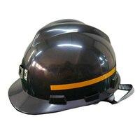 安全ヘルメット鉱山キャップ鉱夫ハード帽子建設作業保護ヘルメット高品質労働鉱業ヘルメット