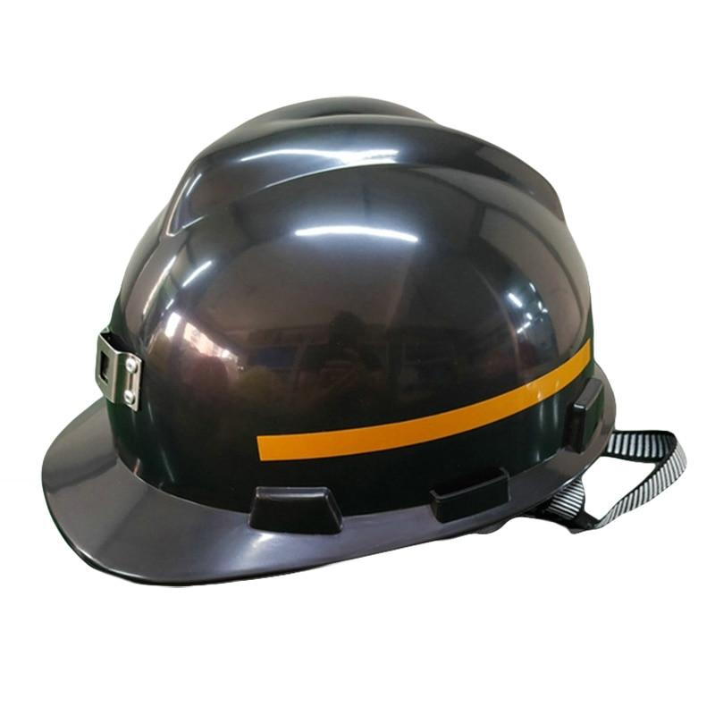 Safety Helmet Mine Cap Miners Hard Hat Construction Working Protective Helmets High Quality Labor Mining Helmet