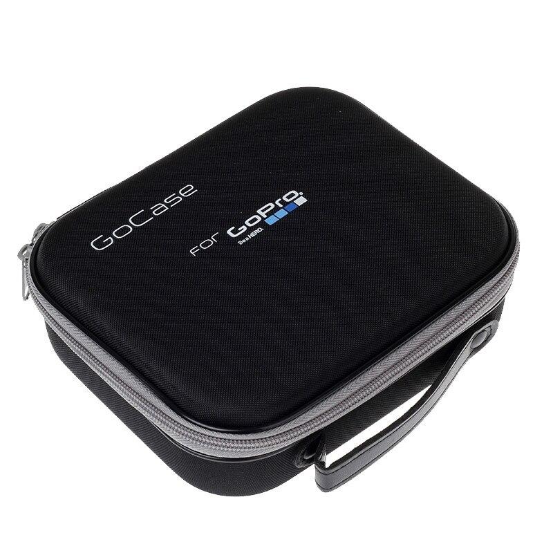 For Gopro Case Accessories Medium Size Eva Hard Bag Box For Go Pro Hero 7 6 5 4 3+ SJCAM SJ4000 SJ6 SJ7 SJ5000 Eken YI