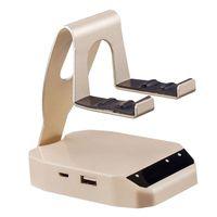 Professionelle Handy Spiel Controller Dual USB Ports Maus Tastatur Kit Battledock Konverter-in Handy-Adapter aus Handys & Telekommunikation bei
