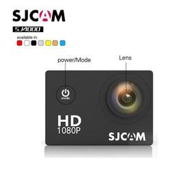 Newest Original SJCAM SJ4000 Basic mini Action Camera 12MP 1080P Full HD Waterproof mini Camcorder sports DV camara