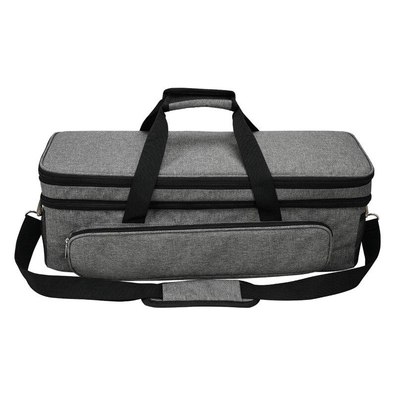 Nouveau-sac pliable Compatible avec Cricut explorer Air et fabricant, sac de transport Compatible avec Cricut explorer Air et fournitures Cric