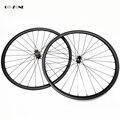 29-дюймовое колесо для велосипеда XC/AM 30x28 мм бескамерное Велосипедное кольцо 29 mtb дисковые колеса novatec D411SB D412SB 100X15 142X12 углеродное колесо