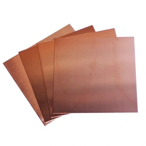 Image 3 - Brand New 99.9% Pure Copper Cu Metal Guillotine Cut Sheet Plate Safe Using Wholesale price