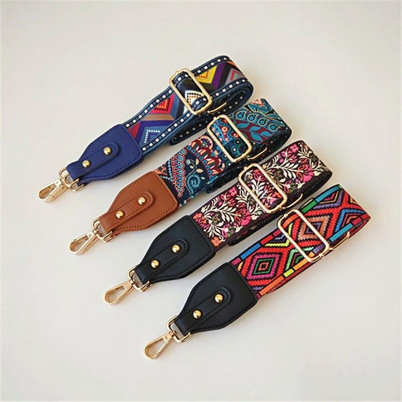 Luxury Colored Belt Bags Strap Accessories For Women Fashion Adjustable Shoulder Belt Bag For Handbags Belt O Bag Handles