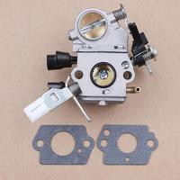Carburetor Turn Up Kit for Stihl MS171 MS181 MS201 MS211 ZAMA C1Q S269 Chainsaw 1139 120 061 Gasket Parts