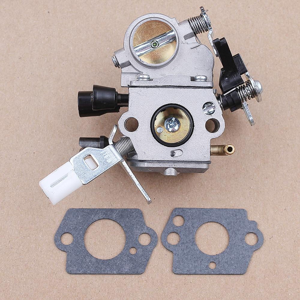 Carburetor Turn Up Kit for Stihl MS171 <font><b>MS181</b></font> MS201 MS211 ZAMA C1Q-S269 Chainsaw 1139 120 061 Gasket Parts image