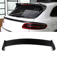 HA-M Style Carbon fiber Trunks Spoiler Fit For Porsche Macan