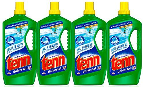 Tenn Detergente General Bioalcohol 1400 ml – [Confezione Da 4]