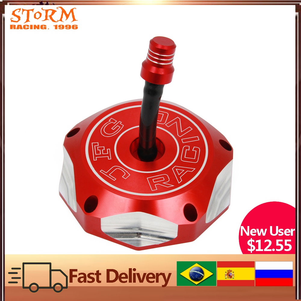 Motorcycle CNC Gas Cap Oil Tank Cover For HONDA <font><b>XR</b></font> 70R 80 100R <font><b>200</b></font> 250 400 600L 650 CRF 250X 250R 450R 450X 450RX TRX 400EX 450R image