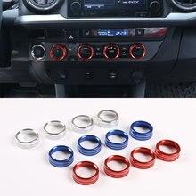 4 шт крышка кнопки для автомобильного кондиционера и регулятора