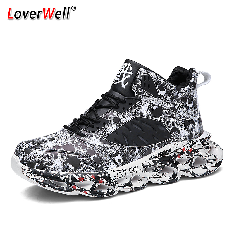 Winter Autumn Running Shoes For Men Outdoor Luxury Sport Shoes Comfortable Male Sneakers Jogging Mens Shoes 47 48 Scarpe Uomo