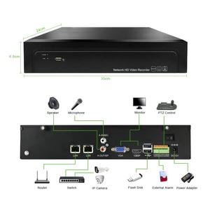 Image 3 - 16CH 4K 32CH 5MP H.265 NVR 485 Báo Động Ngoài Mạng Đầu Ghi Hình 2 HDD ONVIF P2P Cho Camera IP hệ Thống An Ninh G. ccraftsman