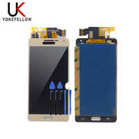TFT Tested LCD Display For SAMSUNG Galaxy A5 2015 A500 A500F A500FU A500H A500M LCD Display Digitizer Touch Panel Screen Assembl