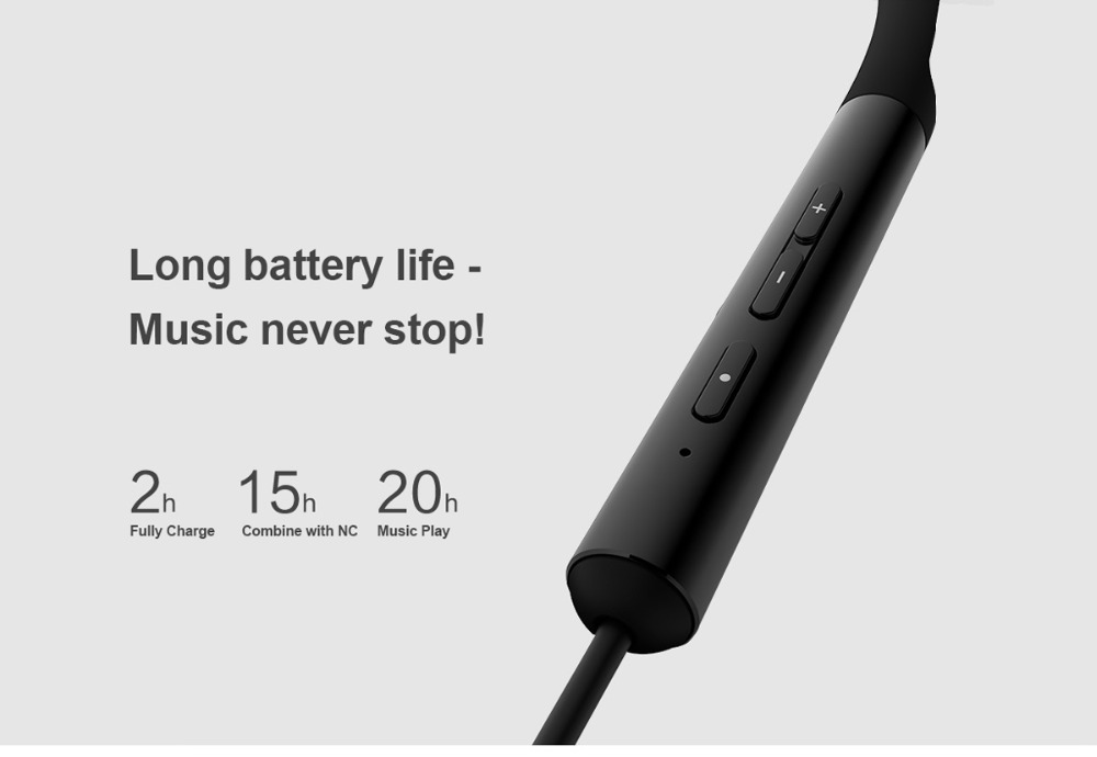 New Xiaomi ANC Bluetooth Earphone Neckband Headset Wireless Magnetic Bluetooth Hybrid Noise Cancelling HD Sound With MIC (7)