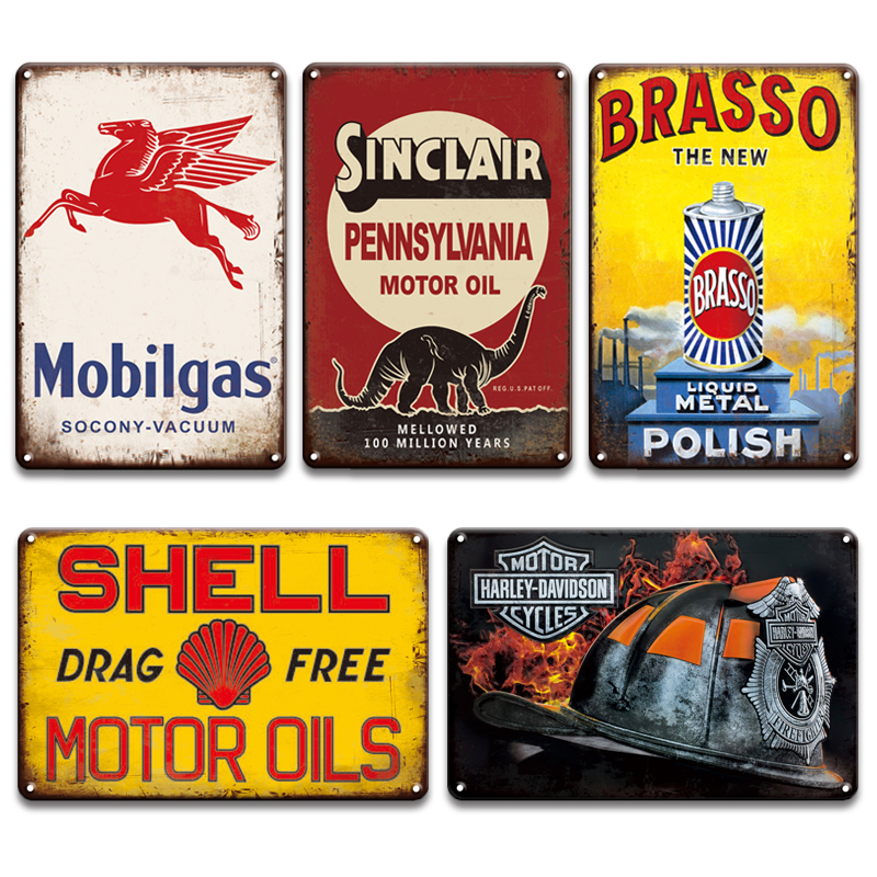Million Years 1 X Sinclair Tin Sign Free Shipping New Free Ship New