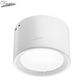 Nordic Ceiling Lights Tube Round Living Room LED Entrance Aisle Lamp Loft Dining Room Bedroom Cylinder Deco Luminaria