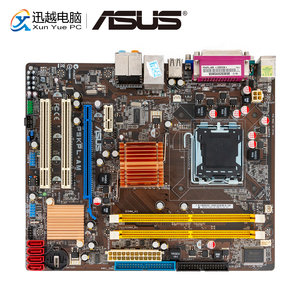 Image 1 - Asus P5KPL AM Desktop Motherboard G31 Socket LGA 775 For Core 2 Extreme DDR2 4G SATA2 USB2.0 VGA uATX Original Used Mainboard